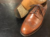 【Tanino】靴が痛い!【Crisci】 - 池袋西武5F靴磨き・シューリペア工房