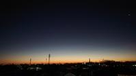 日の出の時間 - ヒグラシの日記  (あぁ、しあわせな日々)