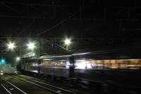 暖かい光が走り過ぎていく - ねこの撮った汽車