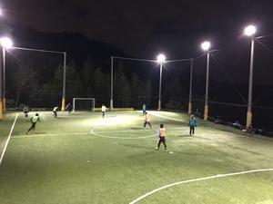 UNO 1/17(木) at UNOフットボールファーム - Uno 日記
