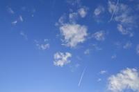 冬の大三角~旭川空港~ - 自由な空と雲と気まぐれと ~from 旭川空港~