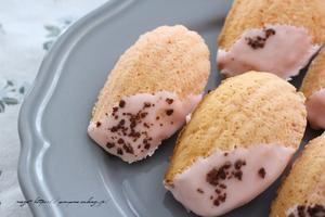 2月はバレンタインデー♪次女の手作りお菓子はイチゴ風味のマドレーヌ - neige+ 手作りのある暮らし