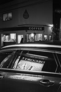 真夜中のコーヒーショップ - Film&Gasoline