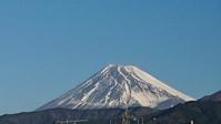 1月18日、我が家から見た富士山と虫歯が一本も無い76歳友人の事 -   心満たされる生活
