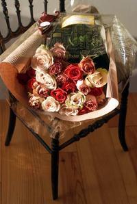 誕生日の花束♪ - Reon with LR & Roses
