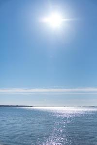 太陽と空と水と - 気ままにお散歩