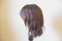 自然乾燥でスタイリング - 館林の美容室~一人だから誰にも気を使わないプライベートな空間~髪を傷ませたくないあなたの美容室 パーセプションのウェブログ