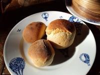 朝焼くパン - ないものを あるもので
