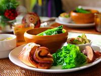 冬野菜たっぷりランチ - 美味しい贈り物