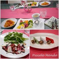 Cooking-Basic Ⅱ終了しました♪ - Romy's Mondo ~料理教室主宰Romyの世界~