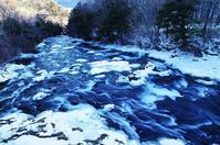 冬の竜頭の滝 - 自然と仲良くなれたらいいな2