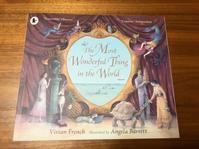 pecoraの本棚『The Most Wonderful Thing in the World 』 - 海の古書店