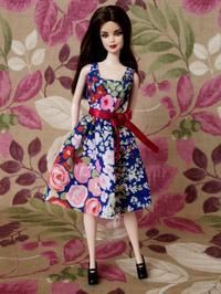 冬咲きのバラ -  Der Liebling ~蚤の市フリークの雑貨手帖2冊目~