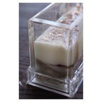 チョコレート石けん - aroma lien  *アロマと手づくり石けん教室*
