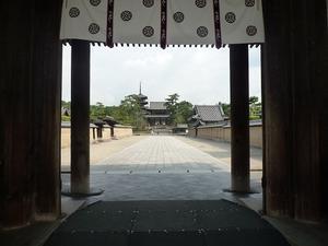 奈良のお寺 - 現場のことは俺に聞け!~東村山市 相羽建設の現場ブログ~