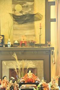 山手西洋館のお月見飾り - 僕の足跡