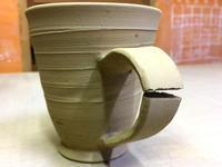 あっという間に1日が終わったー - 週末陶芸家 フジサキウサジ