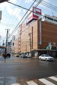 函館棒二森屋百貨店(函館の建築再見) - 関根要太郎研究室@はこだて