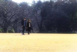冬の新宿御苑Ⅶ(1月13日寫壇太陽撮影会) -