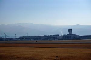 昨日の阿蘇熊本飛行場。 - 江戸川ブログ