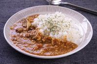 10分以内で作る!豆腐とトマトのヘルシーカレー - cafeごはん。ときどきおやつ