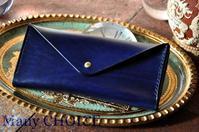 革の宝石ルガトー・長財布2・時を刻む革小物Many CHOICE - 時を刻む革小物 Many CHOICE~ 使い手と共に生きるタンニン鞣しの革