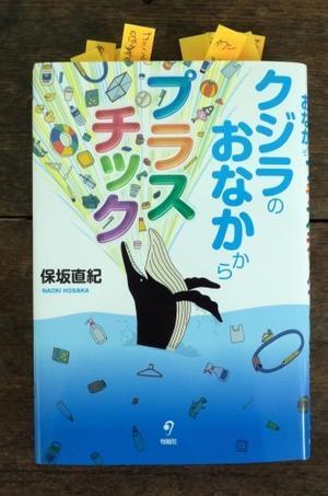 クジラのおなかからプラスチック - Yan's diary