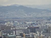 阪急梅田32番街の31階から伊丹空港を撮りました。 - 写真で楽しんでます! スマホ画像!