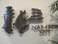 丹波立杭YAMATO cafe 西宮店(兵庫・西宮) - さんころのにっき