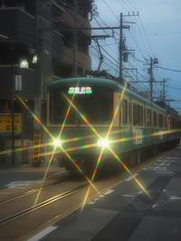 江ノ電そこのけそこのけ列車が通る!Ⅱ - 風の香に誘われて 風景のふぉと缶