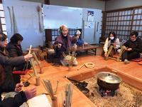 米作り7・わらづと納豆を作ろう - 千葉県いすみ環境と文化のさとセンター