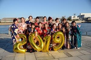 成人式2019鳴門 5 - 花月写真館