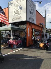 カフェ&レストラン「オールディーズ60's」 - Sankon Signs