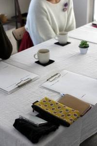 お教室開業【さいしょの1歩】講座卒業生の新年会&勉強会、開催しました - ちぎりパン 日本一簡単なパン教室 Backe