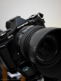 ZD50mmも現役 - M2_pictlog