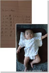 母乳育児の講座とワンオペの入浴時のこと。そしてファミサポさん2回目 - 素敵な日々ログ+ la vie quotidienne +