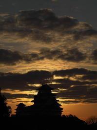 姫路城 - とりあえず撮ってみました