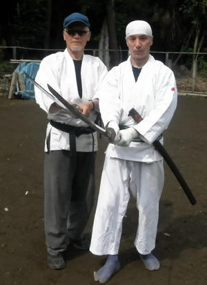 日大時代から 武芸の探求歴が - とみ新蔵 ブログ