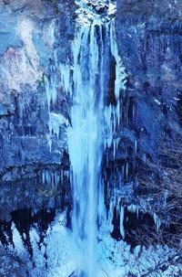 冬の華厳の滝 - 自然と仲良くなれたらいいな2