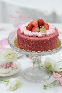 【2月・3月】お菓子教室のご案内 - Le Chat Roseのお菓子日記