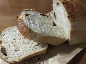 キビヤベーカリーのあんず食パンと赤福♪ - la la la kitchen 2 ♪