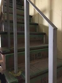 IWAさんち階段工事 - くのさんち