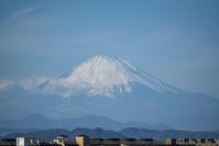 湘南モノレールの湘南江の島駅から見た富士山 - エーデルワイスPhoto