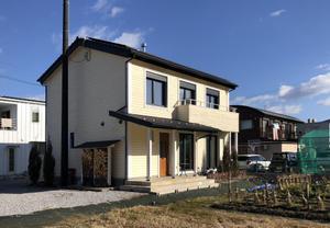 岐阜のパッシブハウス - 家づくり西方設計