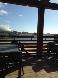 1月20日 - リラ喫茶店