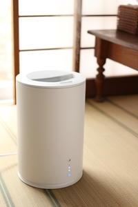 乾燥対策に、我が家にも加湿器を導入しました - キラキラのある日々