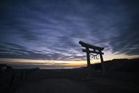東浪見海岸での夜明け - オヤヂのご近所仲間日記