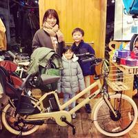 ☆ブリヂストン特集☆bikke STEPCRUZe『バイシクルファミリー』グリ モブ Yepp bobikeone GRI MOB EZ BP02 ステップクルーズ 電動自転車 おしゃれ自転車 - サイクルショップ『リピト・イシュタール』 スタッフのあれこれそれ