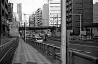 跨線橋(その2) - そぞろ歩きの記憶
