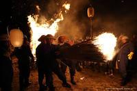 野沢温泉村道祖神祭り1/15火付け開始 - 野沢温泉とその周辺いろいろ2